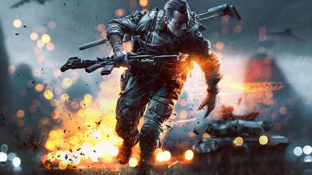 2013 Game Battlefield 4 HD Wallpaper