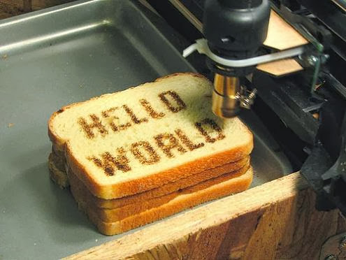 Creative and Cool Toaster Printers (15) 2