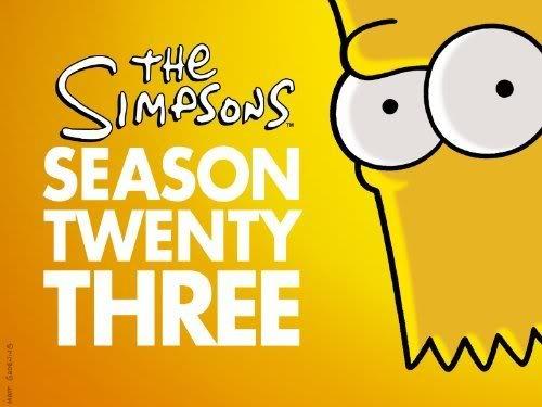 Los Simpsons Temporada 23 Español Latino