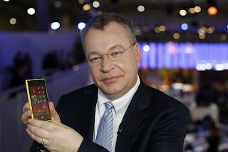 Nokia CEO Stephen Elop - Technocratvilla.com