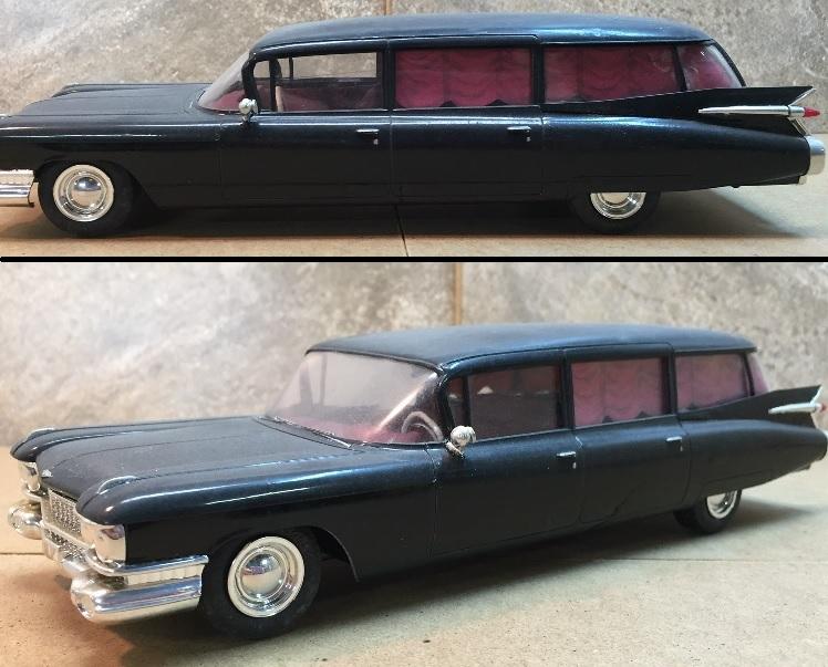 1959 Cadillac Superior Hearse
