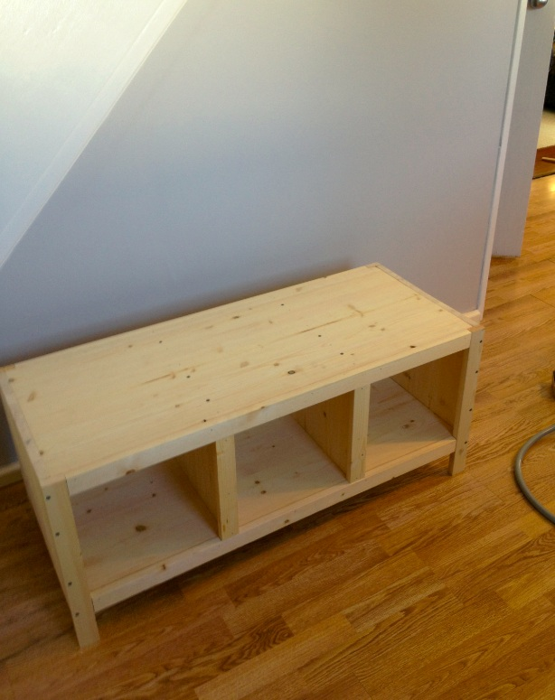 plans to build an entryway storage bench | Woodworking Community