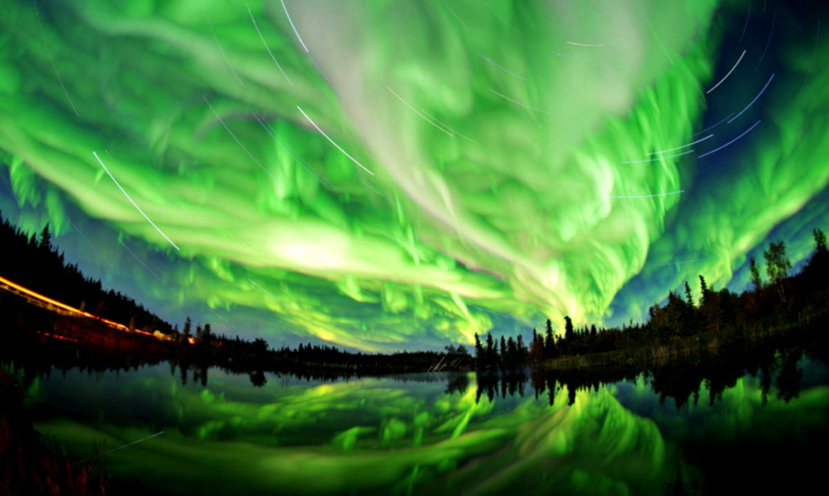 Northern Lights PC Backgrounds 45 18YSH
