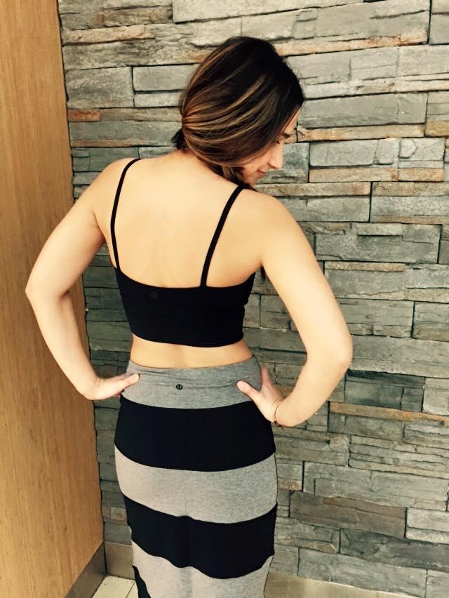 lululemon yoga overskirt