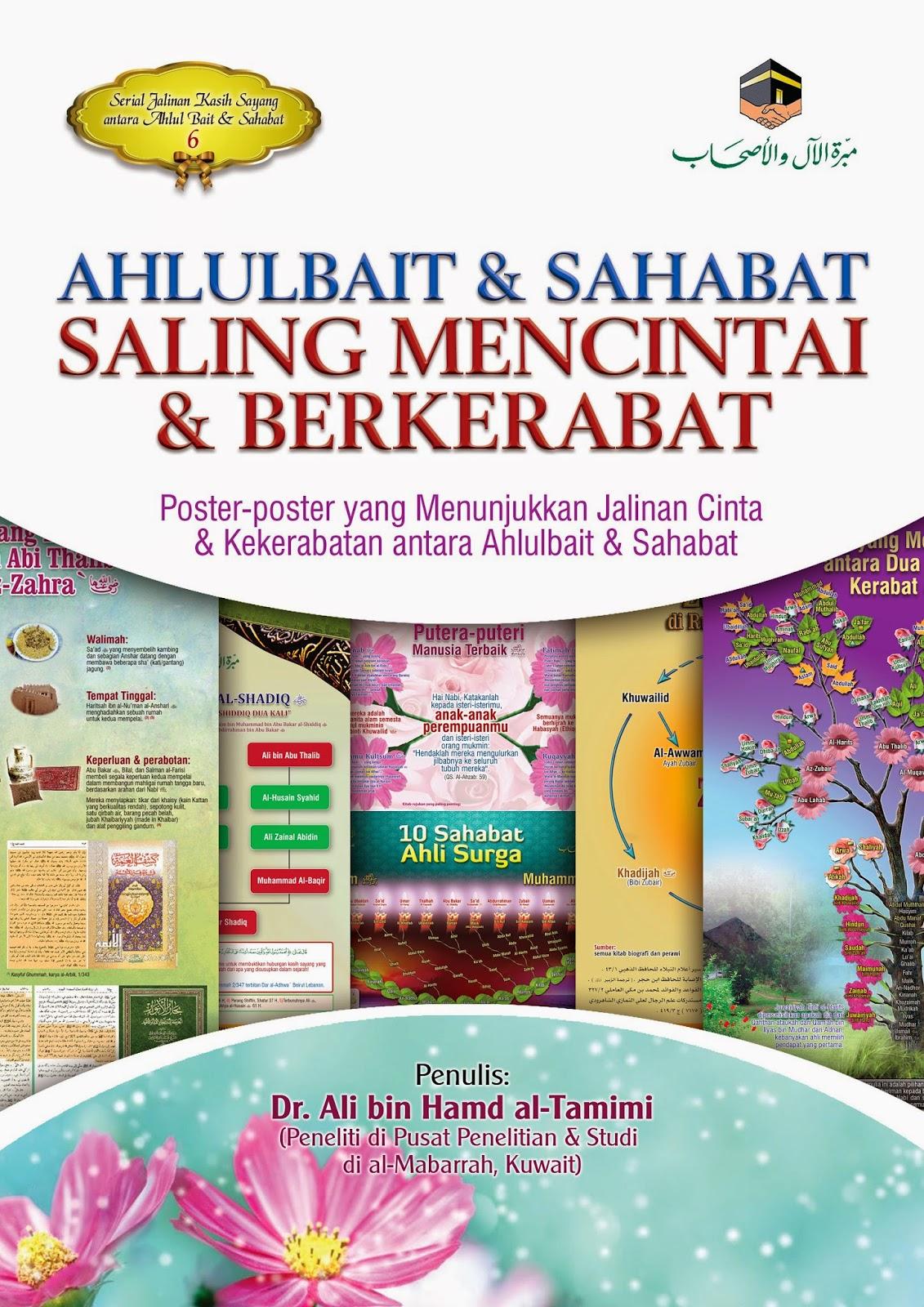 Ahlul Bait & Shahabat Saling Mencintai