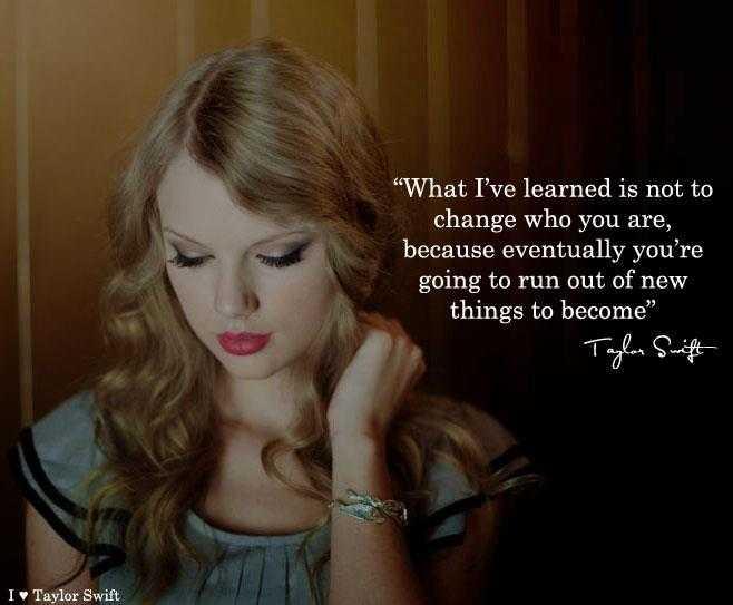 Categories Taylor Swift