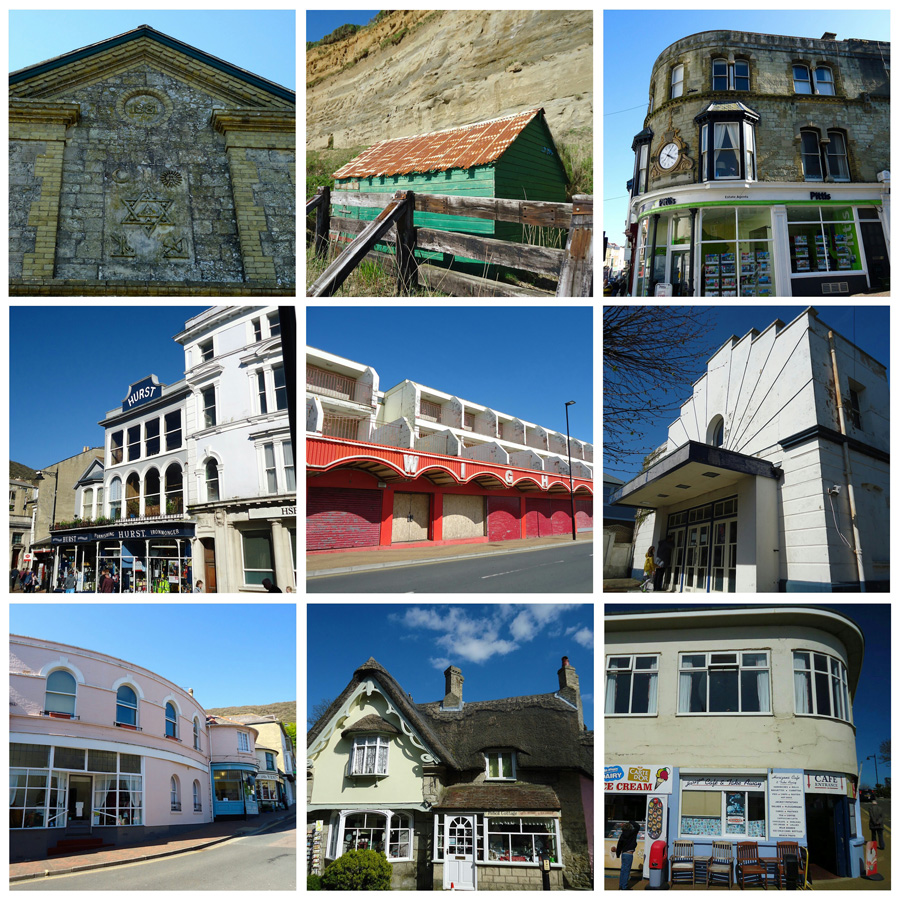 Buildings on the Isle of Wight : from thatch to Victoriana to deco to 70s modernism