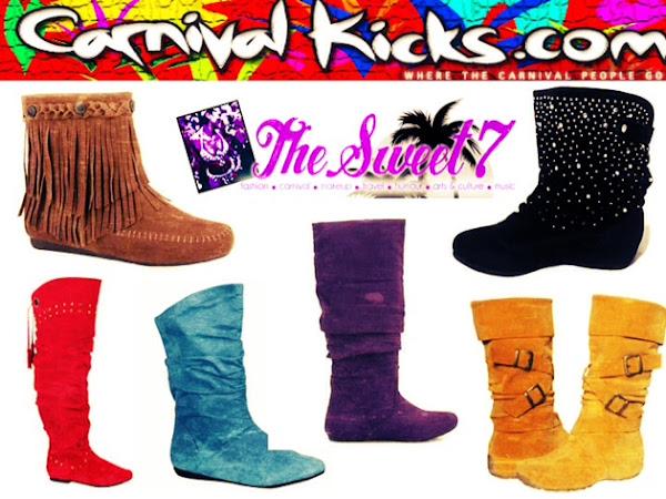 Carnival Kicks Giveaway