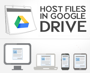 Using Css On Google Host Driver