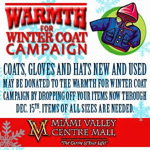 Mall Winter Coat Campaign thru Dec 15