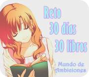 Reto 30 das 30 libros