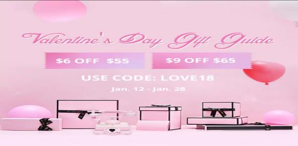 Zaful Promo Valentines