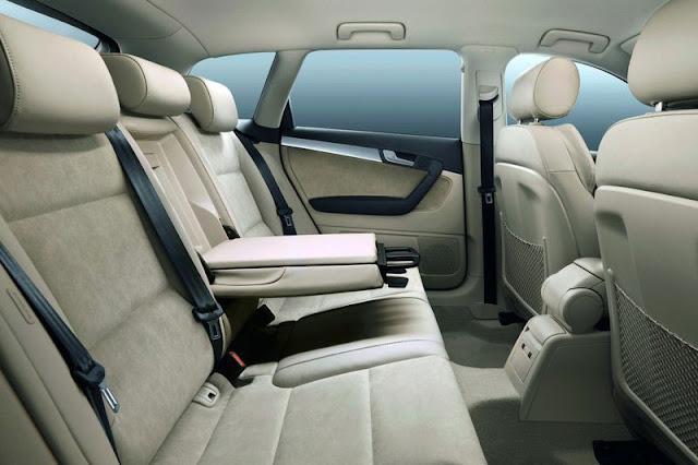 2011 Audi A3 Sportback Interior Back