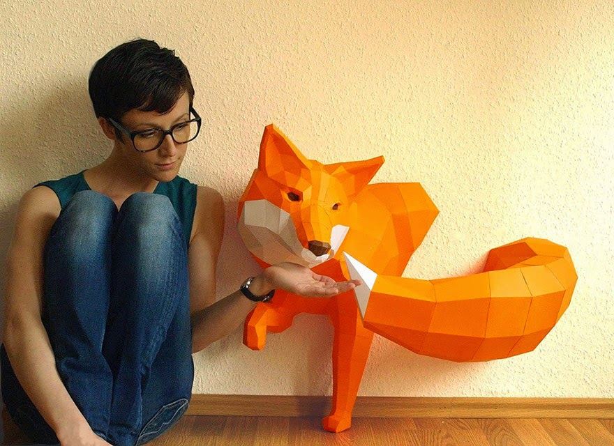 http://okoknoinc.blogspot.com/2014/11/handmade-paper-sculptures-by-paperwolf.html
