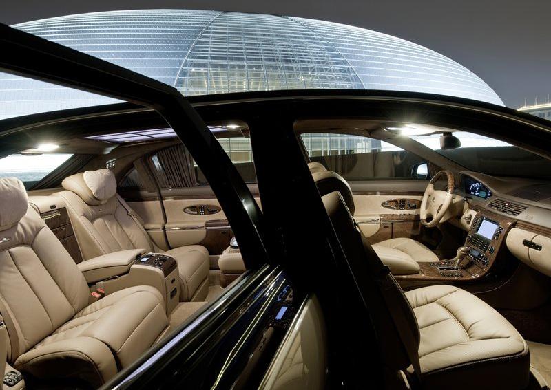 Maybach 62 S 2011 Top Gear
