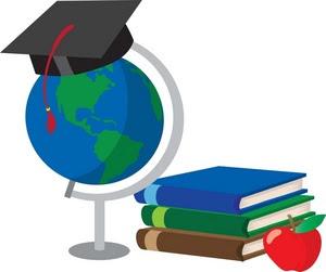 bola del mundo y libros para imprimir