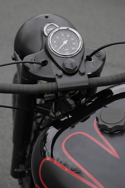Royal Enfield Bobber | Custom Royal Enfield Bobber | Royal Enfield Bobber for sale | Royal Enfield Bobber motorcycle | Royal Enfield Bobber kit