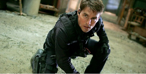 mission impossible ghost protocol 2011. Mission Impossible : Ghost