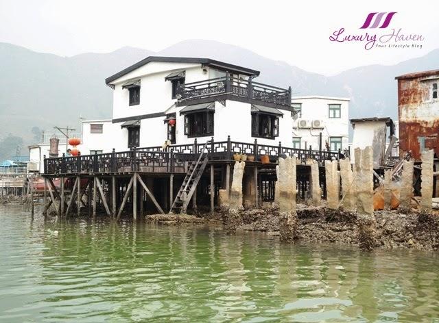 tai o boat trips stilt houses