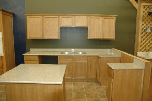 Kitchen Color Ideas With Oak Cabinets | Kitchens and Designs
