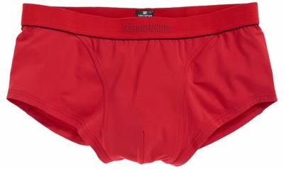ropa interior roja hombre para Fin de Año