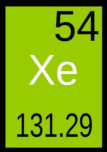Xenon Periodic Table Epistemology Tonight!:...