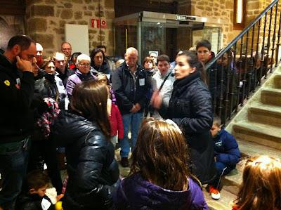 Visita Teatralizada sobre la vida del Fabulista Samaniego