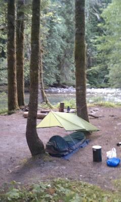 Hayes Campsite