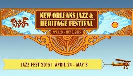 New Orleans Jazz Fest 2015