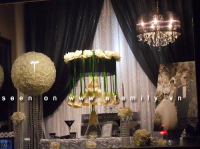 Hướng dẫn trang trí phòng cưới