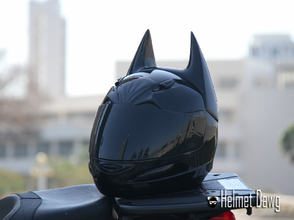 Batman Motorcycle Helmet | Spicytec