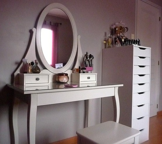 Coiffeuse hemnes 28 images the gallery for gt coins for Miroir ikea hemnes