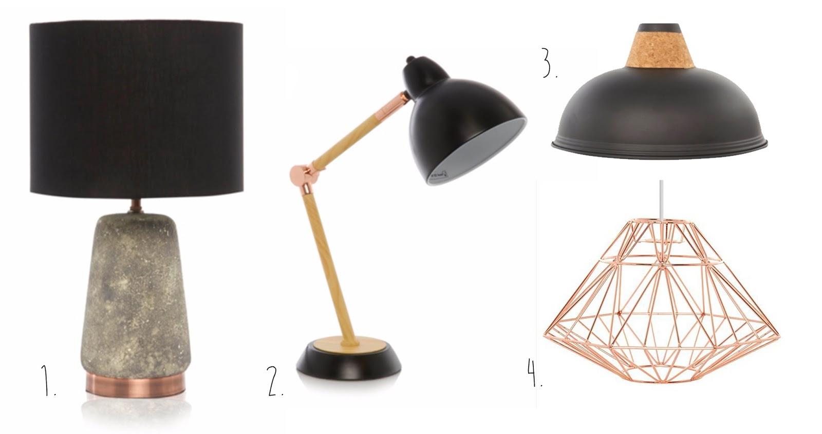 Wonderful Tu Selby Smoked Glass Table Lamp