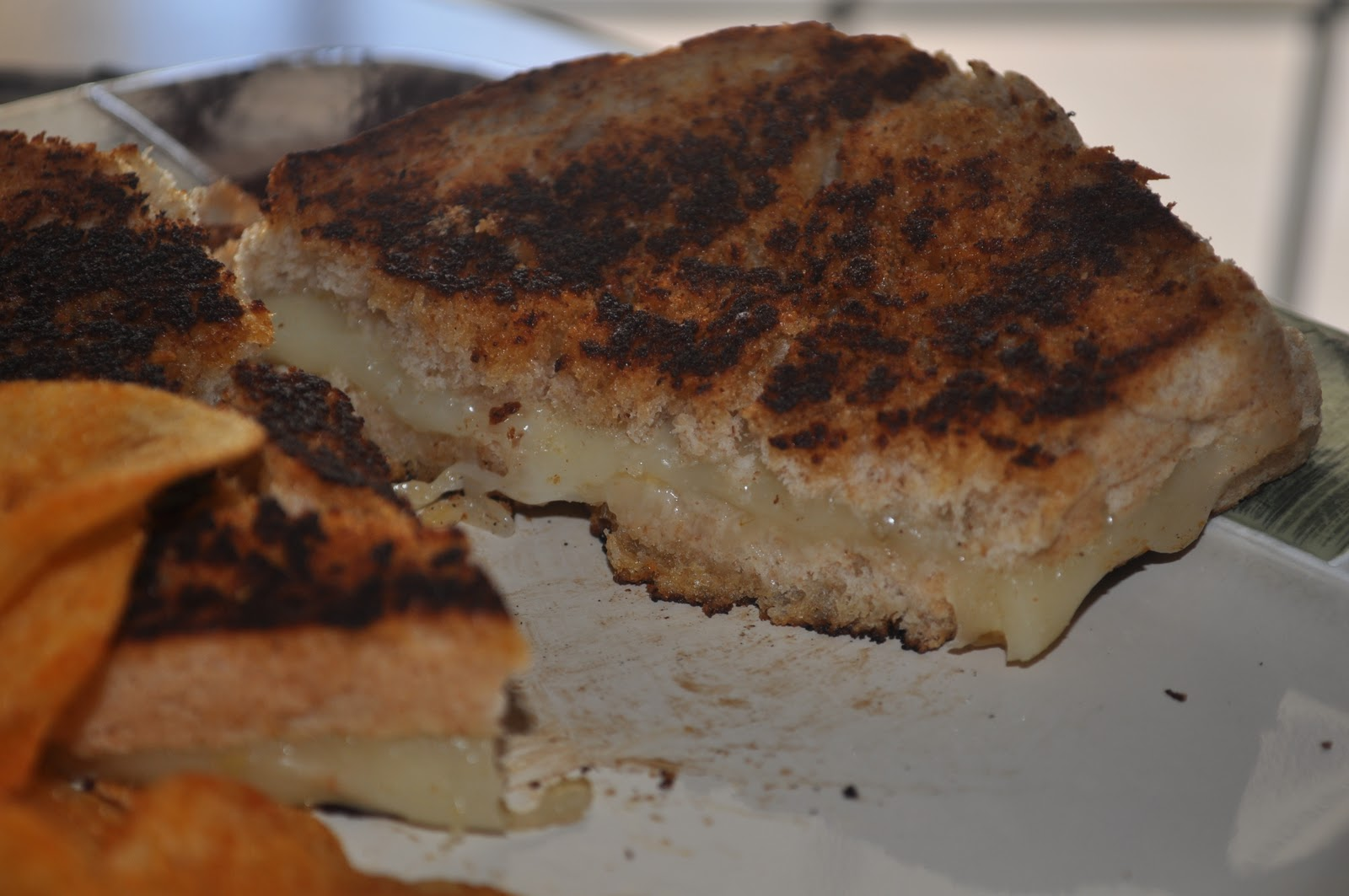 Beth's Favorite Recipes: Mexican Grilled Cheese Sandwiches