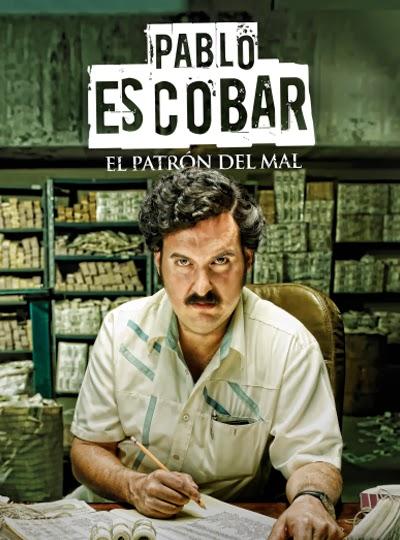 Escobar el patron del mal Capitulos