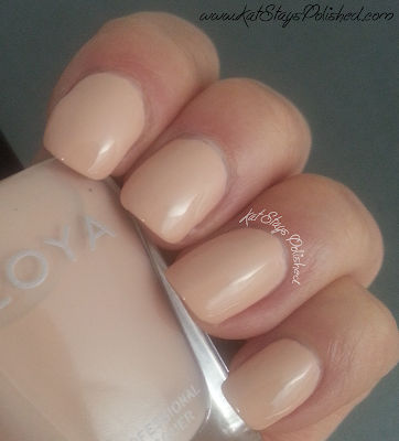 Zoya Naturel 2014 Collection - Chantal