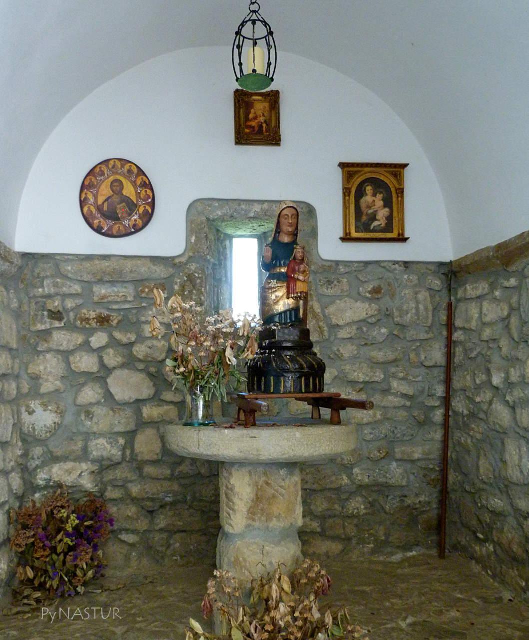 Ermita de Santa Ana - Puertos de Marabio