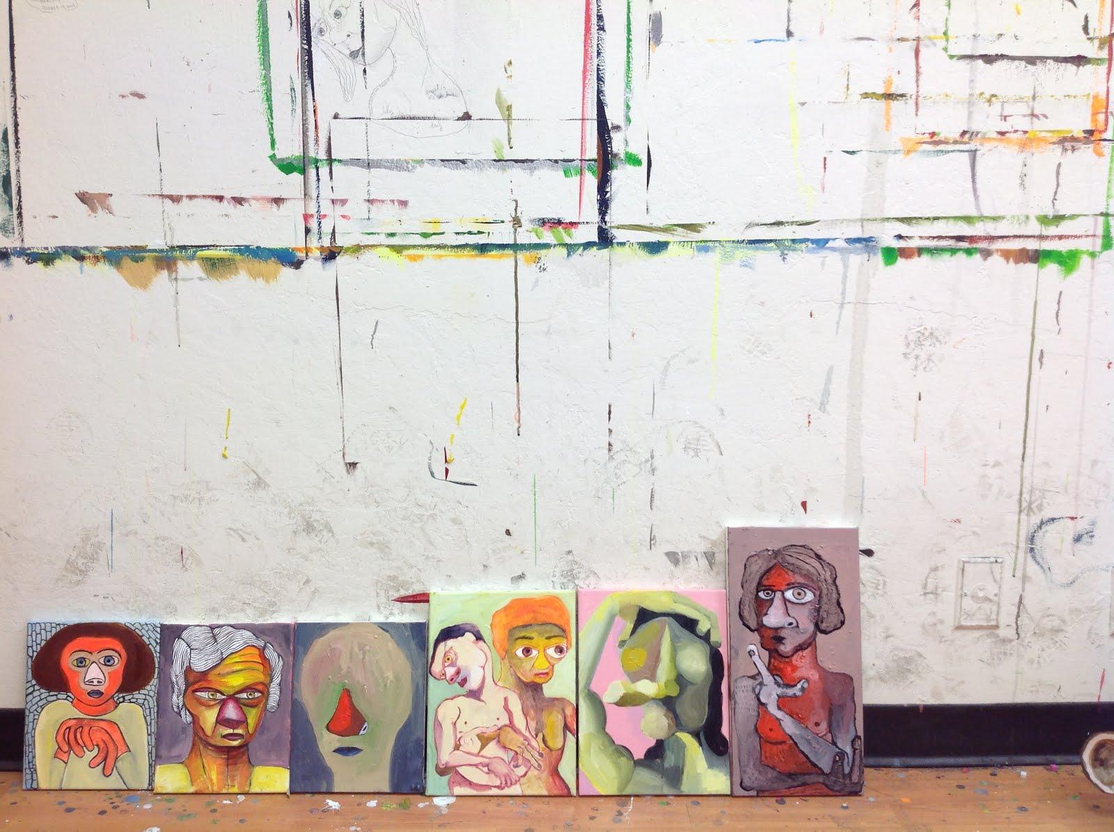 Studio, January 2017