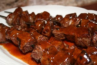how to cook beef skewers on grill