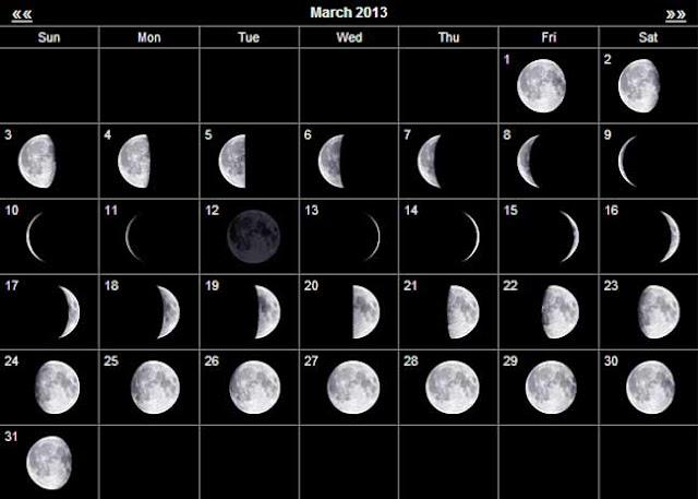 june 2013 moon phase calendar new calendar template site