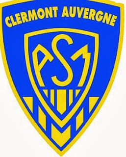 blason  de l'ASM Clermont Ferrand