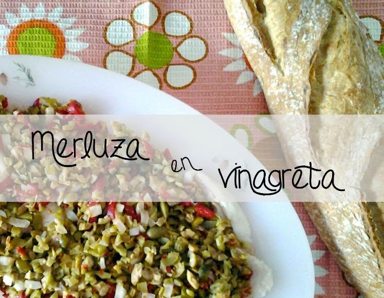 Merluza en vinagreta