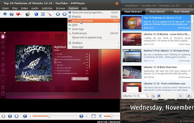 Install smplayer in Ubuntu