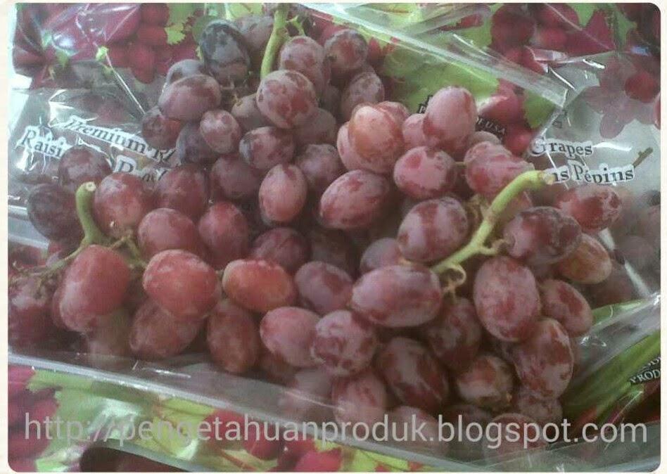 Anggur Merah Scarlet