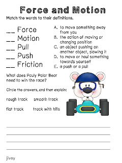 Force And Motion - Lessons - Tes Teach