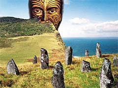 Politically Incorrect Ancient Celtic New Zealand - Shrouded at the thin end of the wedge