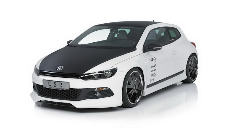 2011 CSR Volkswagen Scirocco