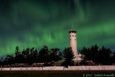 Auroras Canadá, 03 de Septiembre 2012