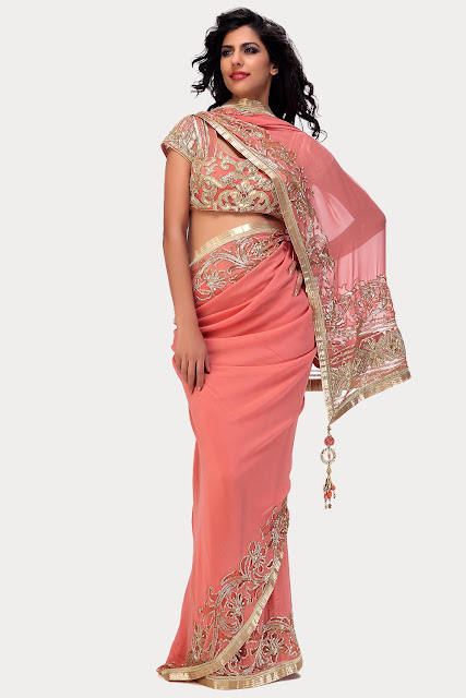 Satya Paul sarees,Sarees,Saree,Marriage sarees,New saree
