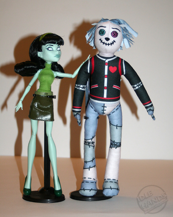 Monster High Scarah Scream and Hoodude Revealed ...